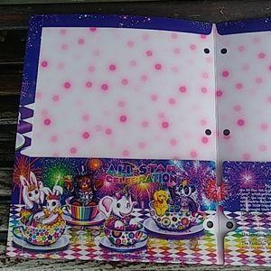 Lisa Frank Office - Lisa Frank school folder